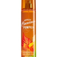 Fine Fragrance Mist Sweet Cinnamon Pumpkin
