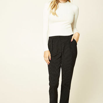 Contemporary Pinstripe Pants