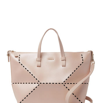 Furla Women's Jolie Medium Foldable Tote - Pink