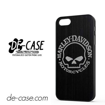 Fuse Harley Davidson Aluminum Shell Hybrid DEAL-4501 Apple Phonecase Cover For Iphone 5 / Iphone 5S