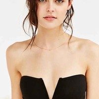 Out From Under Deep-V Bandeau Bra