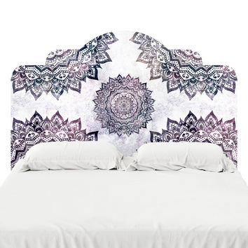 Jewel Mandala Headboard Decal