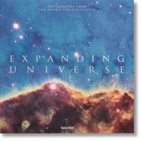 Expanding Universe. Photographs from the Hubble Space Telescope - TASCHEN Books