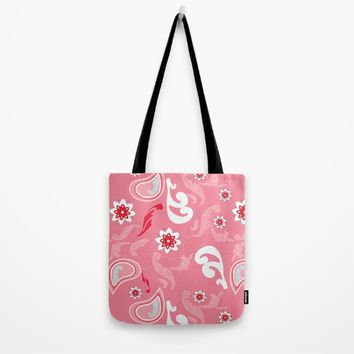 Petite Collection One Tote Bag by Vicky Theologidou