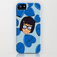 Tina Belcher iPhone & iPod Case by Moremeknow | Society6