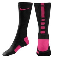 Nike Elite Basketball Crew Socks - Men's at Champs Sports
