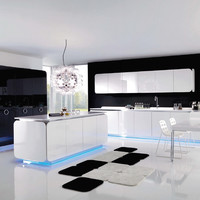 Fitted kitchen It-Is Collection by Euromobil | design Simone Micheli