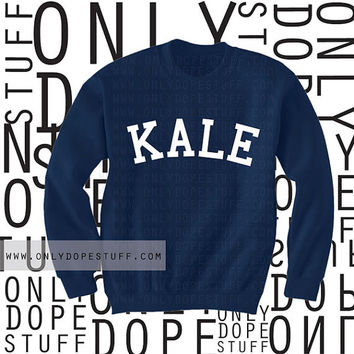 7/11 Video Kale Sweatshirt