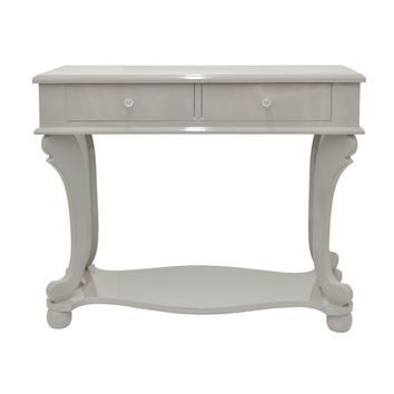 Excellent Console Table With Drawers