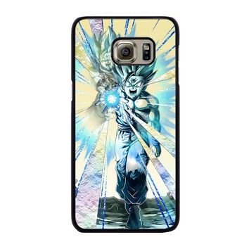 KAMEHAMEHA SUPER SAIYAN GOHAN Samsung Galaxy S6 Edge Plus Case