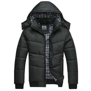 Winter Thick Parka