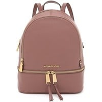 Amazon.com | MICHAEL Michael Kors Women's Small Rhea Backpack | Backpacks