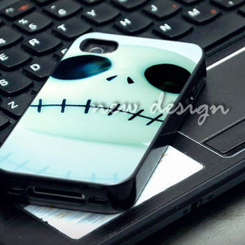 Jack Skellington case for iphone 4/4S, iphone 5/5C, samsung galaxy s3, samsung galaxy s4, ipod 4 and ipod 5