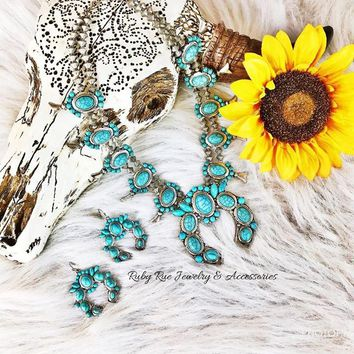 Country Girl Squash Necklace
