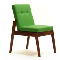 Acorn Dining Chair - Contemporary Handmade Wooden Dining Chair