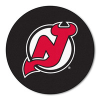 New Jersey Devils NHL Puck Mat (29 diameter)