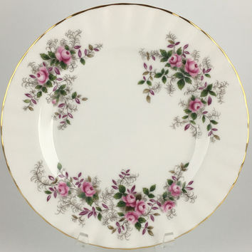 Royal Albert Lavender Rose bread & butter plate