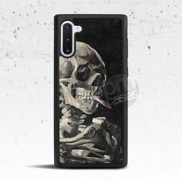 Skull & Cigarette Phone Case for Samsung Galaxy S & Note