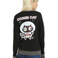 Steven Universe Cookie Cat Girls Cardigan