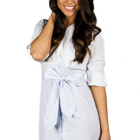 The Madeline Seersucker Dress – Lauren James Co.