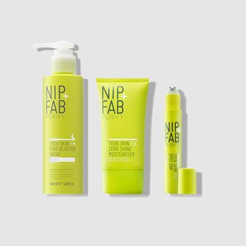 Nip & Fab Exclusive Breakout Rescue Kit (Worth £25)