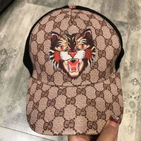 PEAPOK3 Gucci Fashion Baseball Caps Hats High density elastic mesh