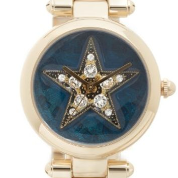 Dotty Pave Star Watch