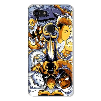 The Neverending Story Book Google Pixel 3 XL Case | Naylacase