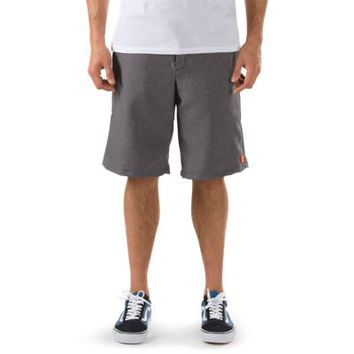Vans x Red Kap Work Short (Heather Gray)