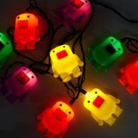 Domo Party Lights | Indoor / Outdoor Domo Lights | fredflare.com