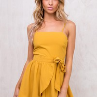 Lalandra Wrap Playsuit