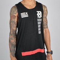 Dope Chef Redemption Vest DXV002 - Black