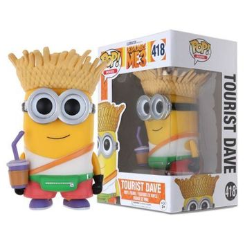 Funko POP! Despicable Me 3 Minion PVC Toys Gift Action Figure Collectible Doll