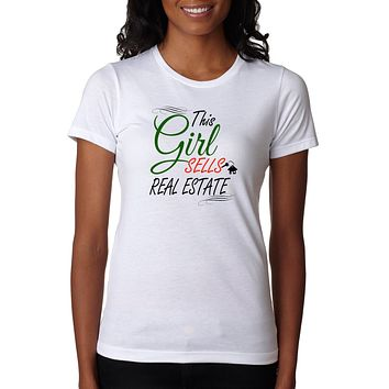 This girl sells Real Estate - Better homes & Gardens