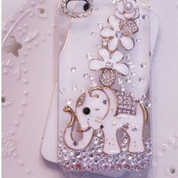 iPhone cases, iPhone 5 case - iPhone 4 case, iPhone 4s case, Floral iPhone 5 case, Bling iphone 4 case, iPhone 5 bling case sj106