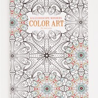 Kaleidoscope Wonders Color Art Book by Leisure Arts®