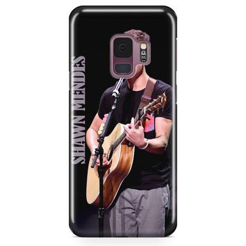 Shawn Mendes 2 Samsung Galaxy S9 Case | Casefantasy