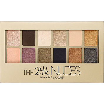 Maybelline The 24K Nudes Eyeshadow Palette | Ulta Beauty