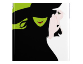 Wicked!! iPhone Cases & Skins