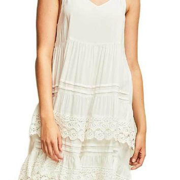 Entro Tiered Dress