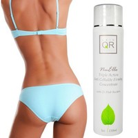 Best Selling Cellulite Cream NuElle Triple Action Anti Cellulite Concentrate, with Caffeine, L'Carnitine, CoQ10, Algae+; 25 Best Cellulite Fighting ingredients, Reduces Appearance of Cellulite 5oz.