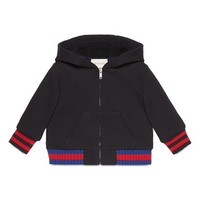 Gucci Zip Hoodie (Baby Boys & Toddler Boys) | Nordstrom