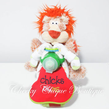 NEW Diaper Cake, Motorcycle Bike Diaper Cake, Baby Shower Gift, Centerpiece, Baby Cake, Baby Boy Gift, Lion, Jungle