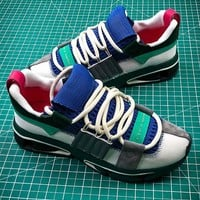 Adidas Consortium Twinstrike ADV A3 Green Blue Grey | CM8094 Sneakers Fashion Shoes - Best Online Sale