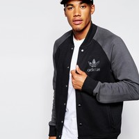 adidas Originals Fleece Bomber Jacket