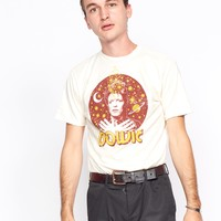 David Bowie Stardust Men's Tee Shirt