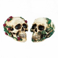 His And Hers Skull Set