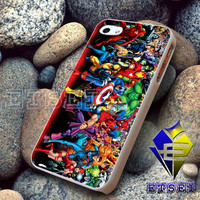 Superheroes Marvel 2 203 For iPhone Case Samsung Galaxy Case Ipad Case Ipod Case