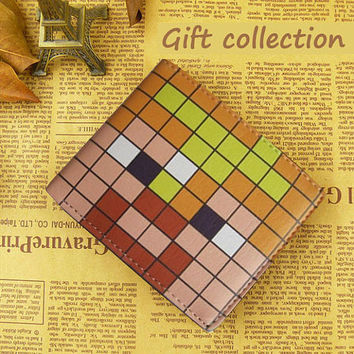 Minecraft New arrival wallet Leather, MW02