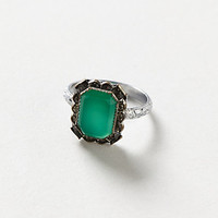 Vintage Deco Quartz Ring